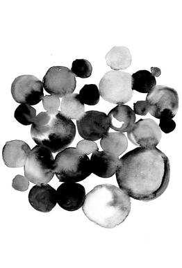 Stains Impression sur alu-Dibond