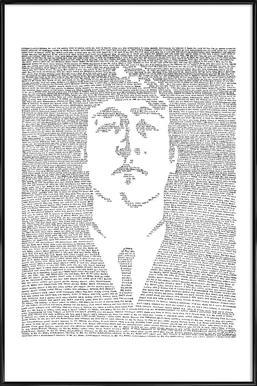 John Framed Poster