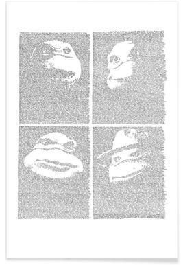 Teenage Mutant Ninja Turtles affiche