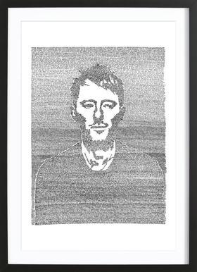 Thom Framed Print