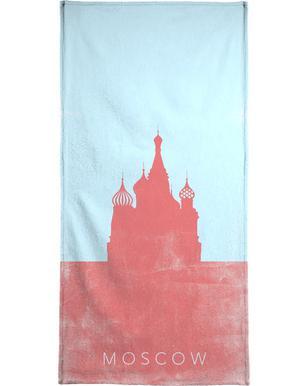 Moscow Bath Towel