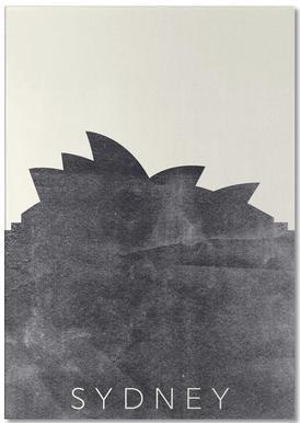 Sydney Notepad