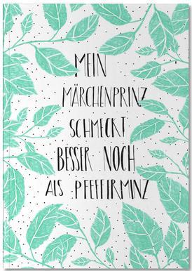 Pfefferminz Märchenprinz Notebook