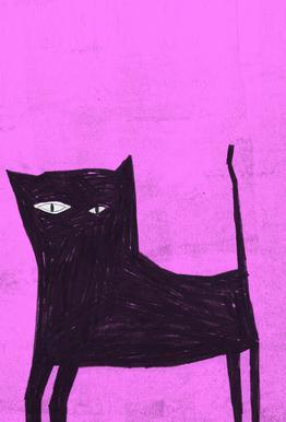 Katze 2 Acrylic Print