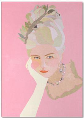 Marie Antoinette Portrait Notepad