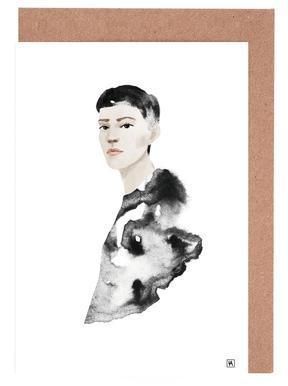 Portrait Greeting Card Set