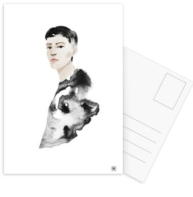 Portrait Postcard Set