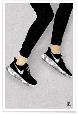 Legs & Shoes 3 affiche