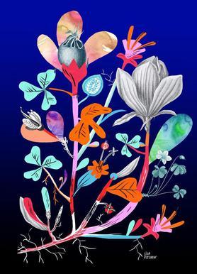 Botanica Blue