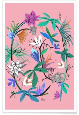 Botanica Passionflower 3 affiche
