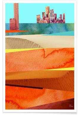 Lost Cities Desert affiche