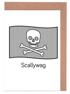 Scallywag Greeting Card Set