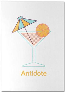 Antidote bloc-notes