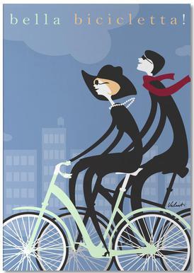Bella Bicicletta Notepad