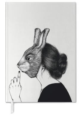 Peculiar Rabbit Personal Planner
