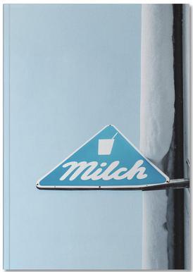 Milch notitieboekje