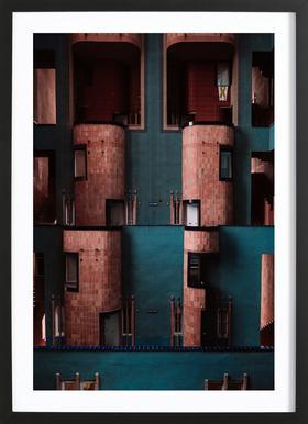 Walden Grangilbert Framed Print