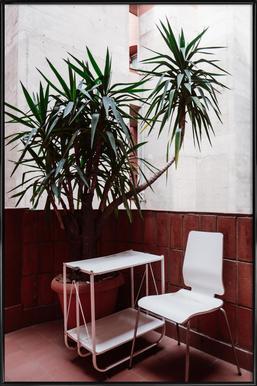 Walden Chair Framed Poster
