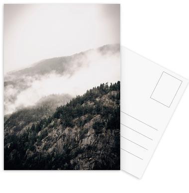 Misty Mountains Postcard Set