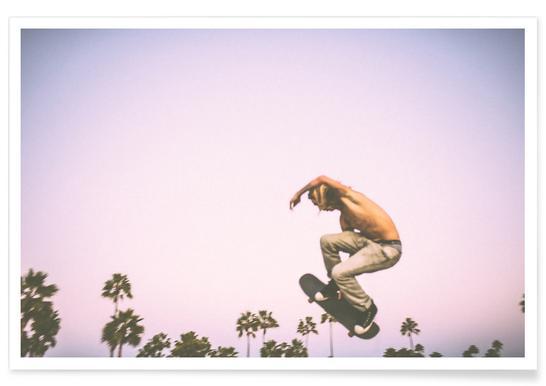 Skate Dreams -Poster