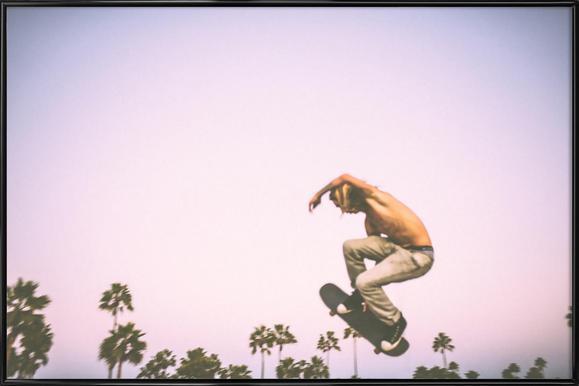 Skate Dreams Framed Poster