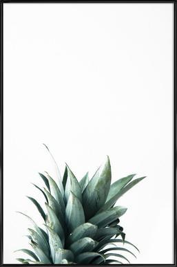 Pineapple - Poster in Standard Frame