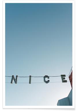 Ve-Nice - Premium poster
