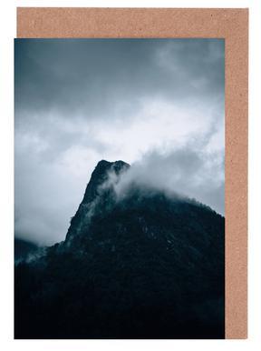 Grey -Grußkarten-Set
