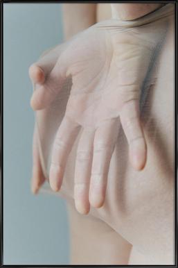 Hands Tights Framed Poster