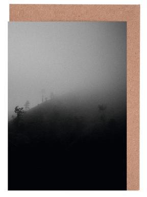 Myst Trees -Grußkarten-Set