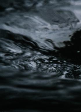 Water Pattern 4 canvas doek
