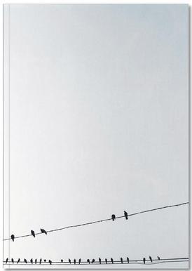 Birds notitieboekje