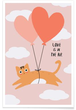 Love Is in the Air -Poster