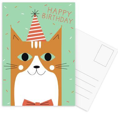 Happy Cat Birthday