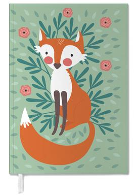 Fox In The Woods Personal Planner