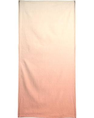 Peachy Peach Beach Towel