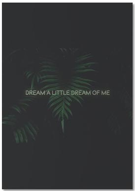 Dream a little dream bloc-notes