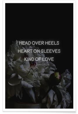 Head over heals poster