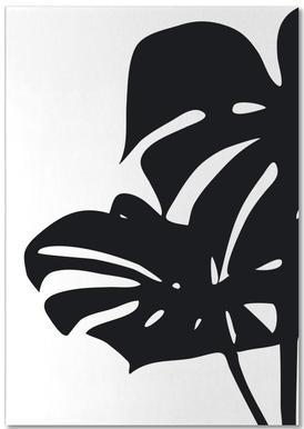 Monstera Leaf 2 Notepad