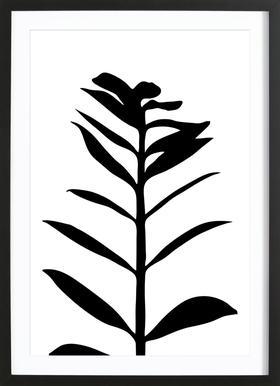 Plant 1 Framed Print