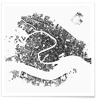 Venice White poster