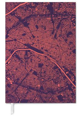 Paris Purple -Terminplaner