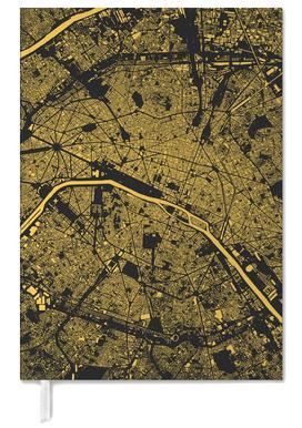 Paris Yellow -Terminplaner