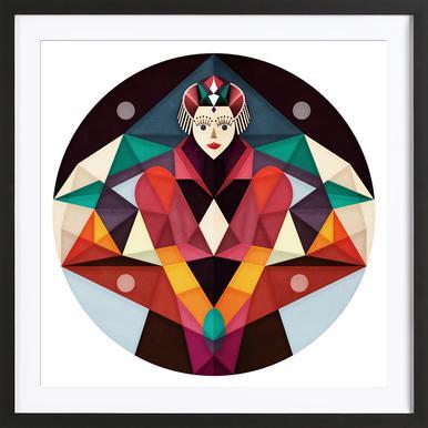 Ciresa Framed Print