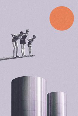 Summer Time Fun Acrylic Print
