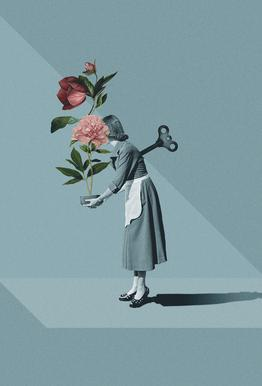 Freedom is Routine -Acrylglasbild