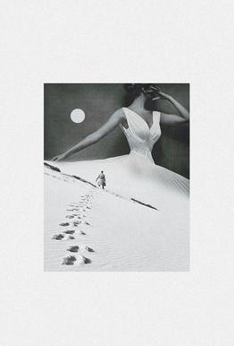 Keep Walking -Acrylglasbild
