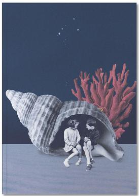Can You Hear the Ocean? notitieboekje