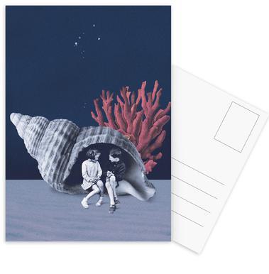 Can You Hear the Ocean? Postcard Set