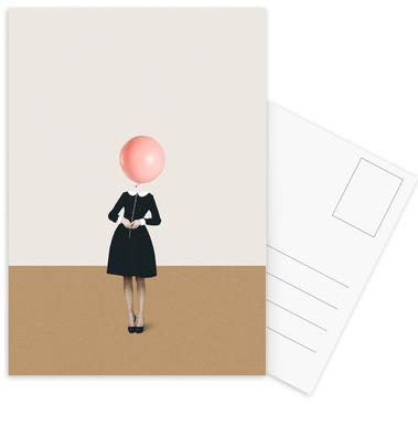 Obvious Imperfections Postcard Set
